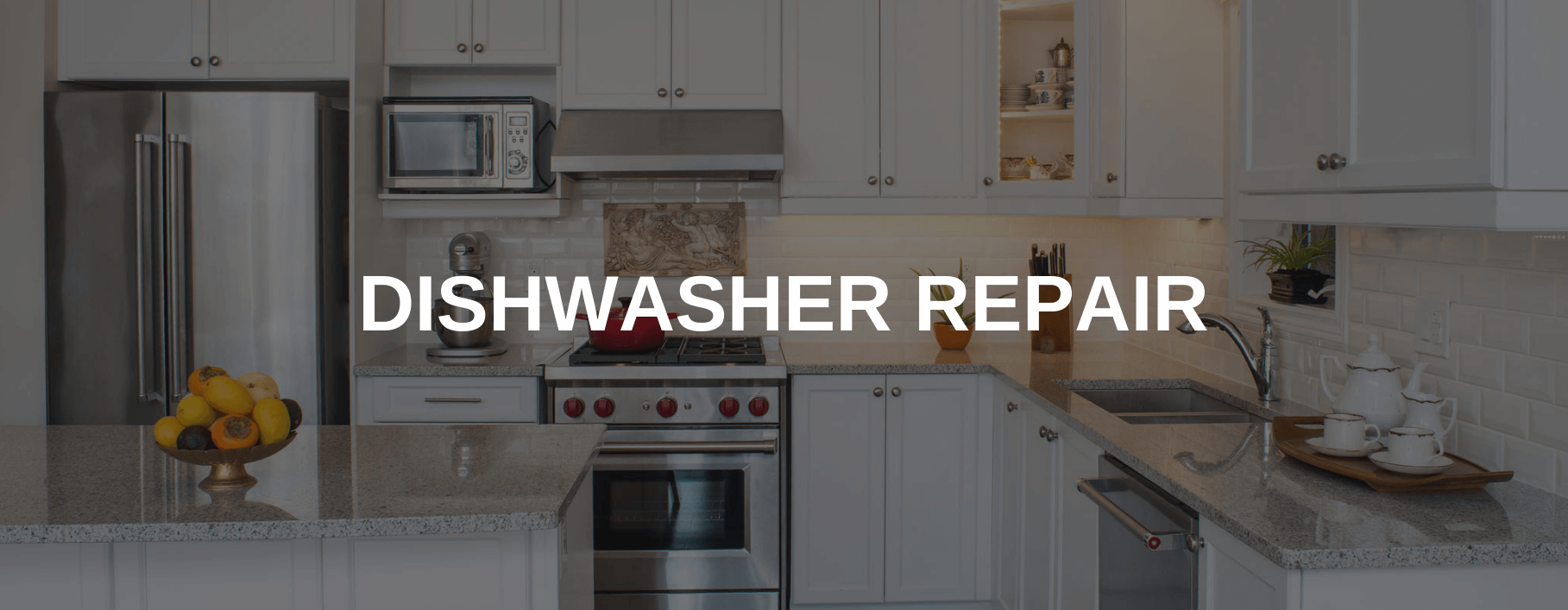 dishwasher repair milothian