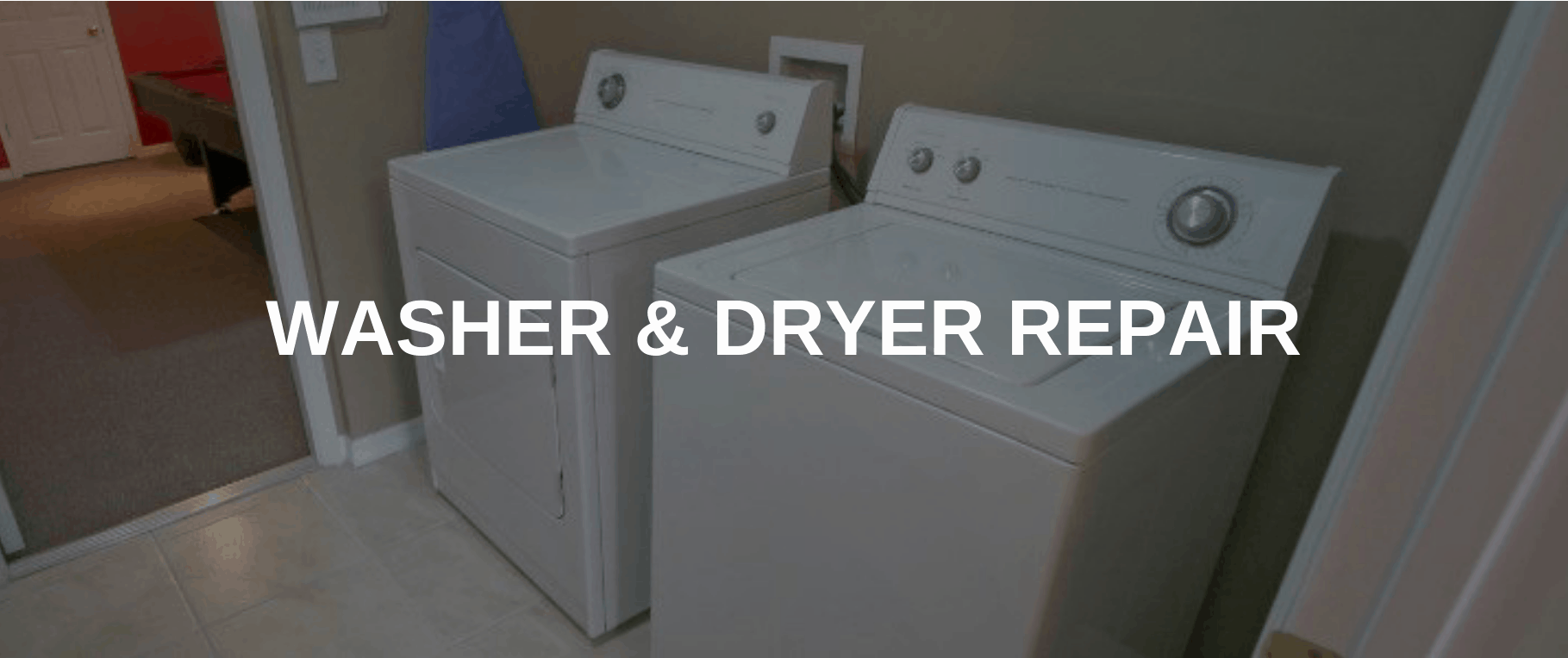 washing machine repair milothian